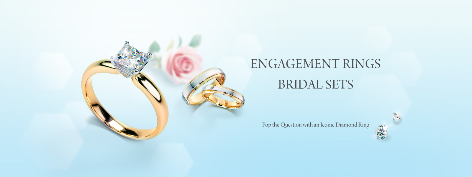 Engagement Rings & Bridal Sets