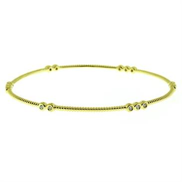 Prima Diamond Bangle